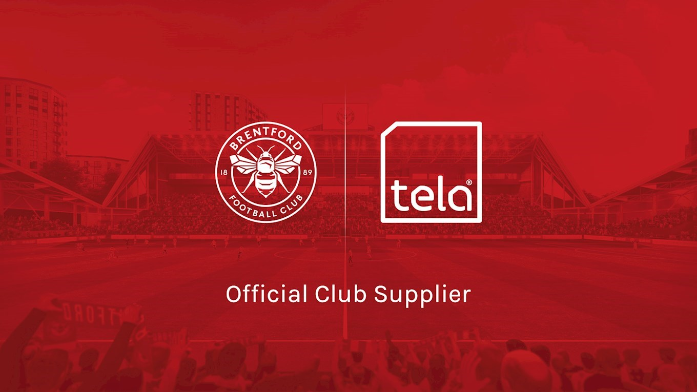 Brentford FC x Tela Technology - News - Brentford FC